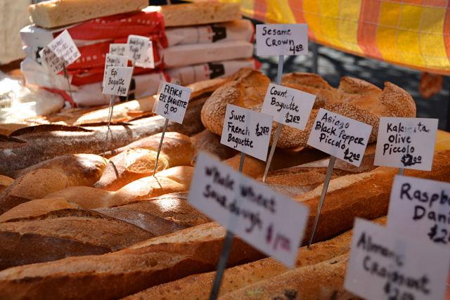 Toda la variedad de pan